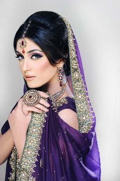 bridal makeup #indianwedding #shaadibazaar