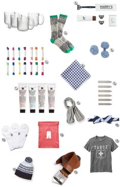www.late-afternoons.com // Stocking Stuffer Steals for Him, $50.00 or less! #giftguide