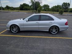 The Official W211 Wheel Thread: Post Pics - Page 44 - MBWorld.org Forums E55 Amg, Goodyear Eagle, C Class, Supersport, Mercedes Benz Amg, Really Cool Stuff, Mercedes Benz Cars, Autos