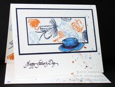 Father's Day Fishing by Rox71 - Cards and Paper Crafts at Splitcoaststampers