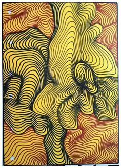 my abstraction nomad art karamirror on pinterest