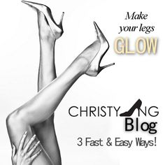 Health And Beauty Tips, Sexy High Heels, Beauty Hacks, Glow, Make It Yourself, Legs, Reading, How To Make, Shoes