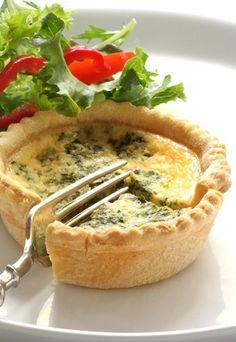 Quiche Rezept: Quiche Lorraine - dieses einfache Rezept gelingt immer und ist das perfekte Finger Food!