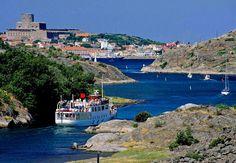 El archipiélago de Gotemburgo (en sueco: Göteborgs skärgård) es un conjunto de islas de Suecia localizadas en aguas del Skagerrak (mar del Norte, frente a a la región de Gotemburgo