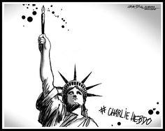 Cartoon by J.D. Crowe - Charlie Hebdo