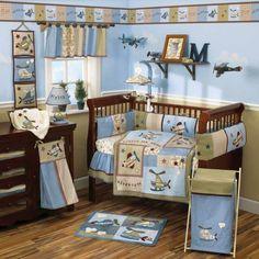Habitaciones para bebes, variantes creativas para decoración simple y atractiva.Selección de mobiliario funcional y como ubicarlo convenientemente.