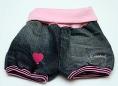 Mamahoch2: Aus Papas alten Jeans...