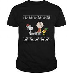 I Love Charlie Brown Christmas SHIRT Shirt; Tee