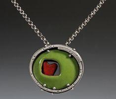 Winni Pendant. by robjewelry on Etsy, $248.00