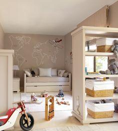 12 habitaciones de niño · ElMueble.com · Niños Complementos de www.blaubloom.com