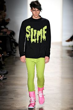 New York Fashion Week: Jeremy Scott Fall 2011