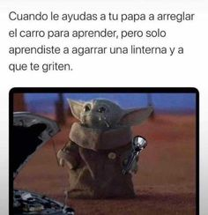 Today's Morning Mega Memes Funny Spanish Memes, Funny Relatable Memes, Funny Facts, Hilarious Memes, Memes Humor, True Memes, Ecards Humor, Yoda Meme, Wednesday Humor
