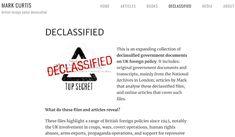 5 Freedom of Information Sites Full of Declassified Documents and Secrets