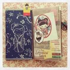 Julia's Bento: Happy Friday #15 : The Midori Diary is Back!