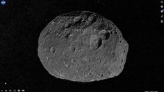 NASA launched Dawn spacecraft in 2007 to study two of the three known protoplanets of the asteroid belt: Vesta and Ceres. And now here is an amazing interactive tool, very similar to Google Earth, called Vesta Trek, which let you explore Vesta—one of the largest asteroids in the Solar System—on your own.