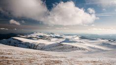 The Bucegi Plateau from the Romanian Carpathians landscape Nature Photos Winter Mountain, My Favorite Image, Mountain Landscape, Nature Photos, Romania, Mount Everest, Cool Photos, Scenery, About Me Blog