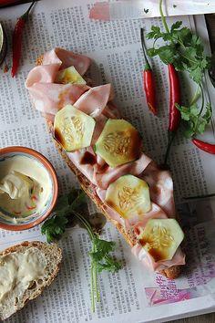 LA COCINA DE BABEL: Bành me, el bocadilllo que no me comí en Londres y #cocinacallejera