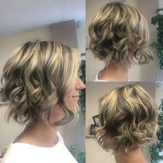 "15 Likes, 1 Comments - maxime mireia (@maxime.mireia) on Instagram: ""New Autumn hair style blended balayage and bob haircut #haircolorideas #highlights…"""