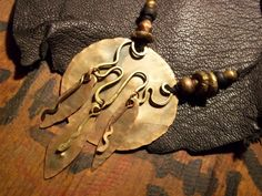 Earthy Tribal Necklace-Abstract Copper Necklace-Mixed Metal Bohemian Necklac-Ethnic Artisan Necklace-Boho Jewelry (29.00 USD) by ethnicinspired - handmade - jewelry - jewellery - artisan - etsy --- mixed metal - necklaces