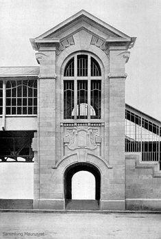 Hochbahnhof Bülowstraße 1902