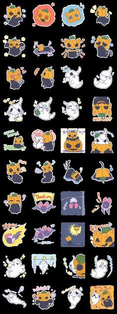 nyampkin - LINE Creators' Stickers