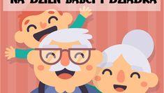 Dzień Babci i Dziadka - wesoły scenariusz My Dad, Pikachu, Diy Crafts, Fictional Characters, Art, Grandparents, Art Background, Make Your Own, Kunst