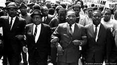 USA Memphis Martin Luther King 1968 (picture-alliance/AP Photo/J. Thornell)