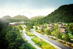 El nuevo centro de investigaciones ecológicas de Corea del Sur