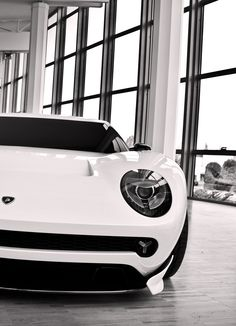 Miura Concept #Concept_car