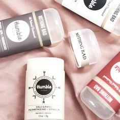 Magnesium Hydroxide, Beauty Companies, Fractionated Coconut Oil, Organic Essential Oils, Few Ingredients, Coffee Bottle, Deodorant, Sensitive Skin, Basil
