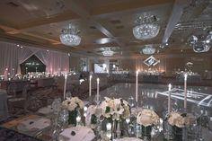 #regram @thelightersidela // Soft romantic lighting white florals and glistening chandeliers .. beauty at the @fairmontmiramar. (Lighting: @thelightersidela | Venue: @fairmontmiramar | Event Planning & Design: @ladylibertyevents | Day of Planning: @lbevents | Photo: @juliepepinphoto | Rentals: @designer8furniturerental @tacer_losangeles @foundrentals | Floral: @mooncanyon)