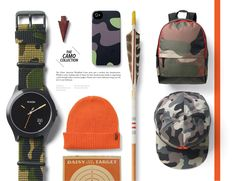 Nixon outs their 2013 Camo collection to make an already strong showing for the year even stronger. The collection includes The Quad ,Bueller iPhone Case , Lenox Beanie, Platform II Backpack and the Mic Snap Back Hat. More info on the collectio