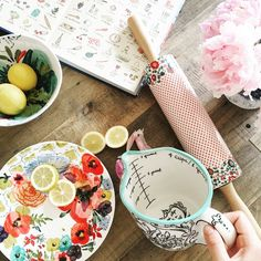 Storybook Flora Measuring Cup #Anthropologie #MyAnthroPhoto