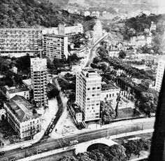Praia de Botafogo - 1962