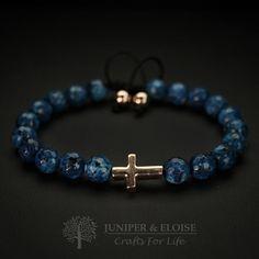 Black Friday Deals, Cross Bracelet Mens Bracelet, Womens Jewelry, Christmas Gift Ideas, Bracelet Gift, Mothers Day Gift, Christian Jewelry by JuniperandEloise on Etsy