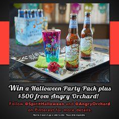 Create your Haunted Cider Celebration board then click here to enter: http://spirit.votigo.com/fbsweeps/sweeps/Haunted-Cider-Celebration-Sweepstakes