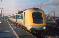 41001 at Didcot Locomotive Engine, Electric Locomotive, Diesel Locomotive, Rail Transport, Public Transport, British Railways, Flying Scotsman, High Speed Rail, Abandoned Train