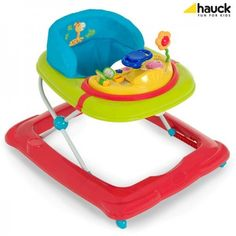 Trotteur Hauck Player jungle fun