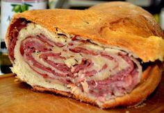 Pão de calabresa: receita simples e deliciosa