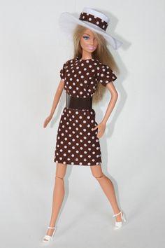 Barbie PRETTY WOMAN outfit von ChicBarbieDesigns auf Etsy
