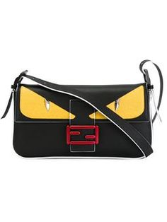 Shop designer Fendi bags and purses online now at Farfetch. Browse hundreds of boutiques for new season Fendi handbags, shoppers & totes Fendi Purses, Fendi Bags, Baguette, Shopper Tote, Satchel, Designer Shoulder Bags, Shoulder Handbags, Leather Shoulder Bag, Purses And Bags