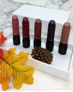 MAC-Cosmetics-Liptensity-Lipsticks #maccosmetics #maclipsticks