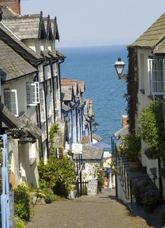 Clovelly, England.I want to go see this place one day.Please check out my website thanks. www.photopix.co.nz