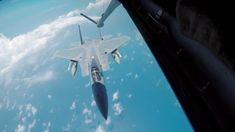 US Air Force Bombers flight formation over the Pacific Ocean for 24 hours on Aug. 17, 2020  🎬Film Credits: Staff Sgt. Hailey Haux Pacific Air Forces Public Affairs Air Force Bomber, Staff Sergeant, Us Air Force, Helicopters, Pacific Ocean, Us Army, Military Aircraft, Airplanes, Military Vehicles
