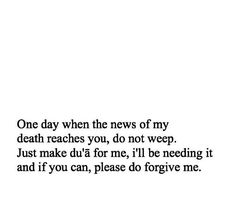 One day.
