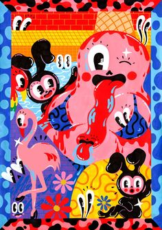 hattie stewart, the doodle bomber | read | i-D