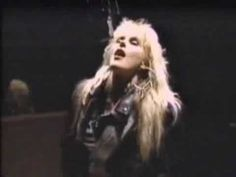 Lita Ford - Close My Eyes Forever // One of my top favorite songs. I could not get enough, this was on repeat at my house for many many years.