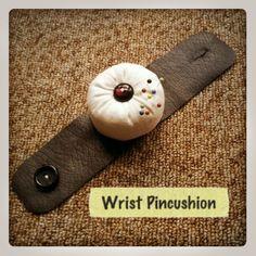 Pincushion! #DIY