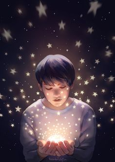 ArtStation - Lost stars, Karmen Loh