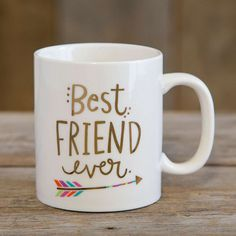 Friend Best Ever Mugs - These mugs are really the BEST EVER! Show your best…